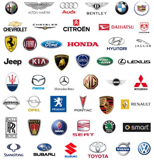 automarken mit e