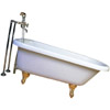 the bath tub | la baignoire