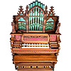 Orgel - organ - orgue - organo - órgano