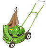 the lawn-mower | la tondeuse a gazon